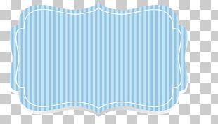 Turquoise A5-papir Textile Cobalt Blue Electric Blue PNG