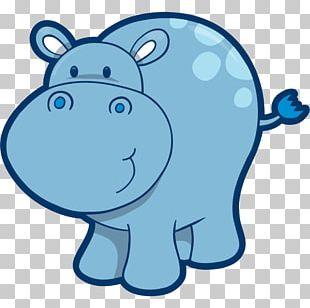 Hippopotamus Baby Hippos PNG