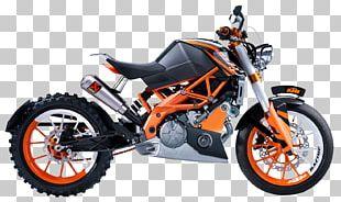 KTM 200 Duke Motorcycle KTM 125 Duke Bicycle PNG