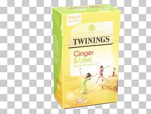 Tea Bag Infusion Twinings Ginger PNG