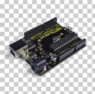 Microcontroller Arduino Uno Motherboard Computer Software PNG