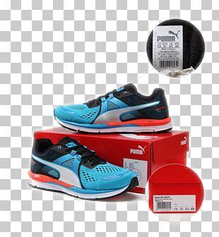 Puma Sneakers Skate Shoe Running PNG
