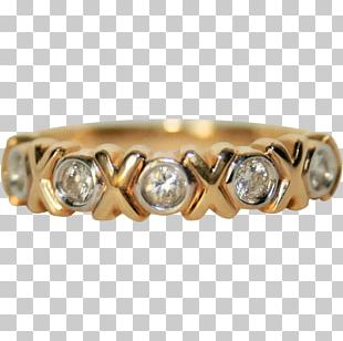 Wedding Ring Jewellery Hugs And Kisses Gemstone PNG