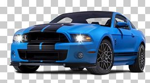 2013 Ford Mustang GT Shelby Mustang 2013 Ford Shelby GT500 Car PNG