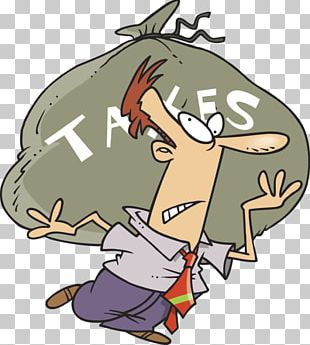 Income Tax Tax Collector PNG