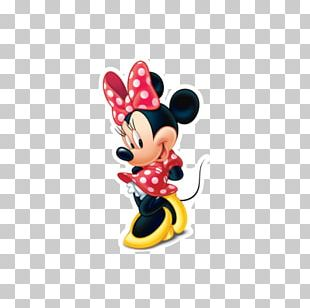 Minnie Mouse Mickey Mouse The Walt Disney Company Character PNG