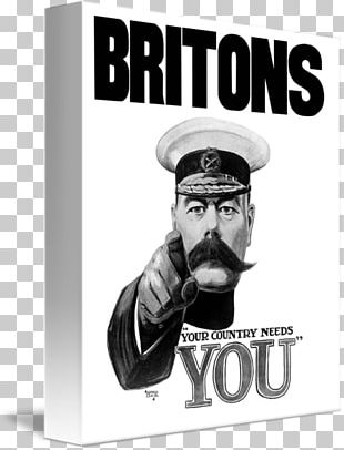 Recruitment To The British Army During The First World War Lord Kitchener Wants You Poster Propaganda In World War I PNG