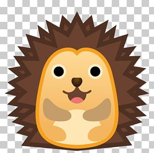 Emoji Hedgehog Android Cleaning Rider's Smokehouse PNG