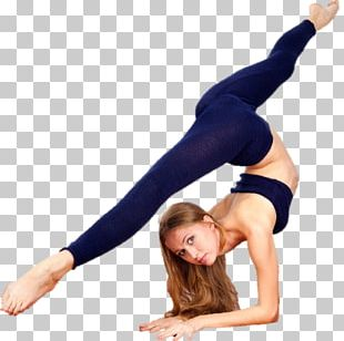 Yoga Gymnastics Contortion Exercise 10 Moves PNG