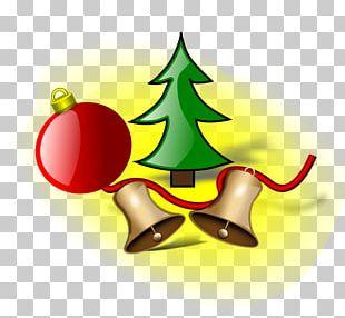 Christmas Tree Euclidean Illustration PNG