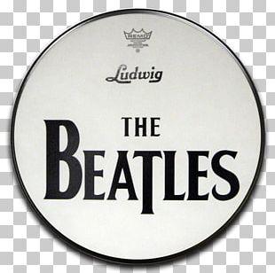 Ludwig Drum Head The Beatles PNG