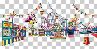 Mickey Mouse Amusement Park Cartoon The Walt Disney Company PNG
