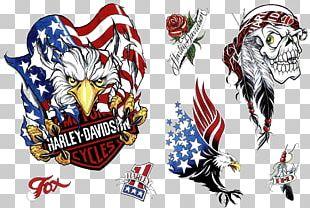 Desert Wind Harley-Davidson Motorcycle Tattoo Snake Harley-Davidson PNG