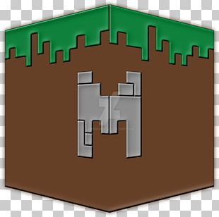 Minecraft Logo Font PNG