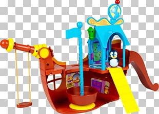 Playground Toy Pirate Ship Swing Playmobil PNG