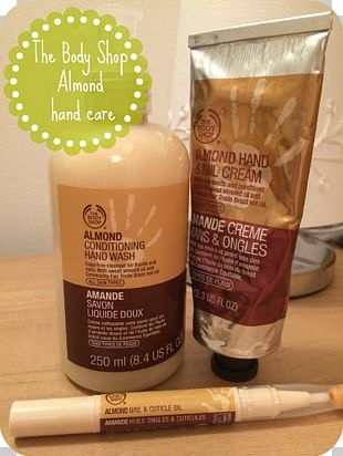 The Body Shop Saloca Nail Almond Cuticle PNG