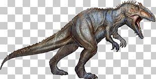 ARK: Survival Evolved Giganotosaurus Gigantosaurus Spinosaurus Tyrannosaurus PNG