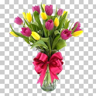 Floral Design Flower Floristry Tulip Birthday PNG