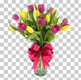 Floral Design Flower Floristry Tulip Birthday PNG