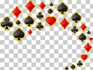 French Playing Cards Poker Suit PNG
