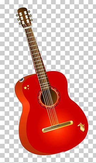 Musical Instrument Ukulele Guitar PNG
