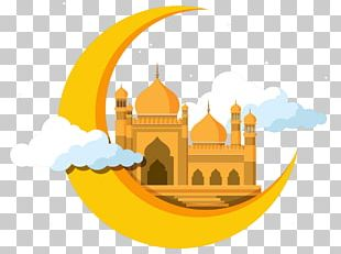Ramadan Moon Eid Al-Fitr PNG