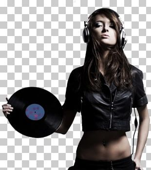 Disc Jockey Music DJ Mix PNG