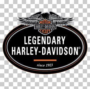 Legendary Harley-Davidson Motorcycle Logo PNG