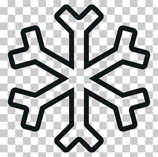 Snowflake Drawing Stencil Coloring Book PNG