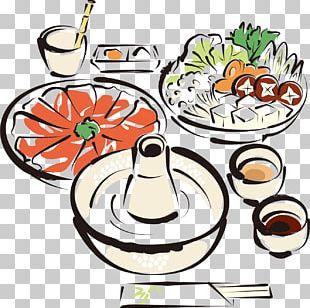 Chongqing Hot Pot Shabu-shabu Japanese Cuisine Nabemono PNG
