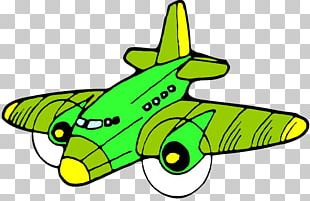 Airplane Flight Cartoon PNG