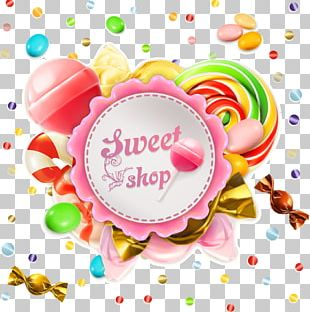 Bakery Lollipop Candy Cane PNG