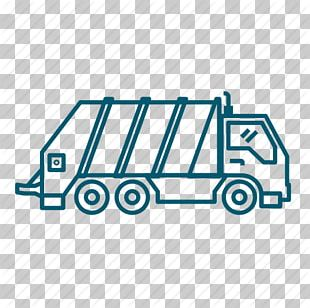 Waste Collection Garbage Truck Car Computer Icons PNG