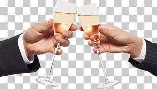 China Champagne Glass Toast Company PNG