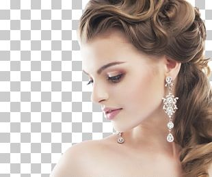Bride Hairstyle Wedding Comb Beauty Parlour PNG
