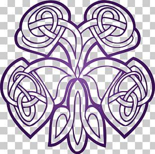 Celtic Knot Celts Ornament PNG