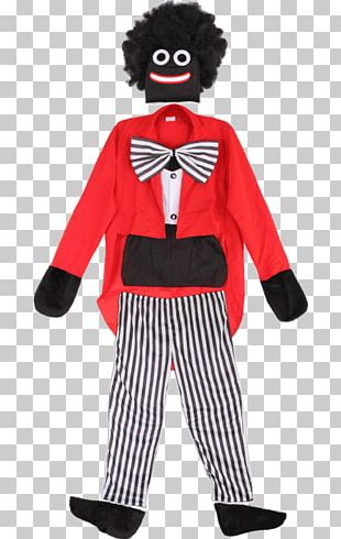 Costume Party Golliwog Halloween Costume Clothing PNG