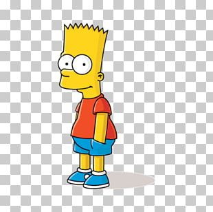 Bart Simpson Homer Simpson Supreme Drawing Png Clipart Art