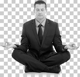 Businessperson Meditation Stock Photography Mindfulness PNG