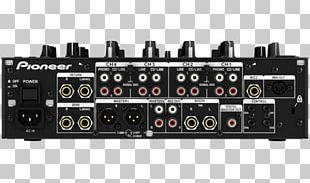 DJM DJ Mixer CDJ Disc Jockey Audio Mixers PNG