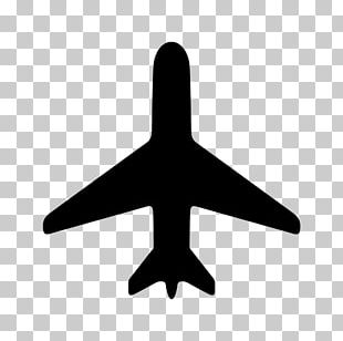 Airplane Computer Icons Aircraft Symbol Font Awesome PNG