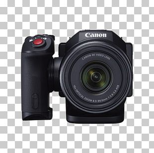 Canon EOS Canon XC10 4K Resolution Camcorder PNG