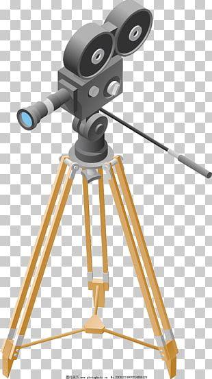 Cartoon Video Camera Photography PNG