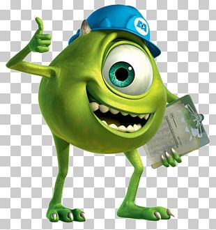 Mike Wazowski James P. Sullivan Randall Boggs Monsters PNG