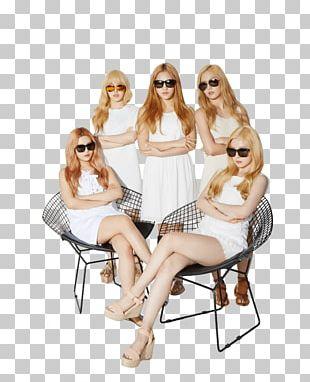 Red Velvet Girls Relaxing PNG