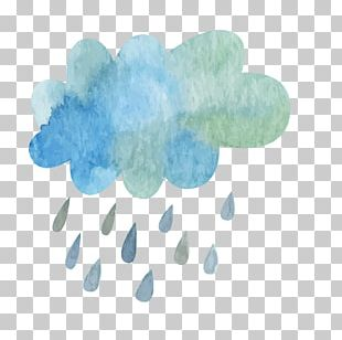 Cloud Rain PNG