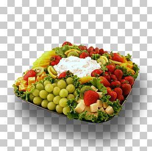 Delicatessen Fruit Salad Leaf Vegetable Platter Food PNG