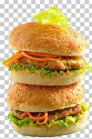 Hamburger Fast Food McDonald's Big Mac Veggie Burger Cheeseburger PNG