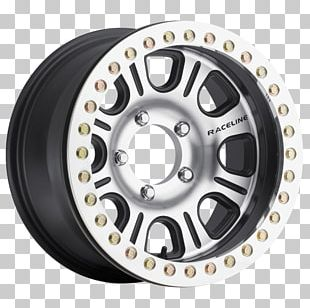 Jeep Gladiator Beadlock Car Raceline Wheels / Allied Wheel Components PNG