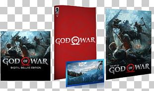 The Art Of God Of War PlayStation 4 Special Edition GameStop PNG